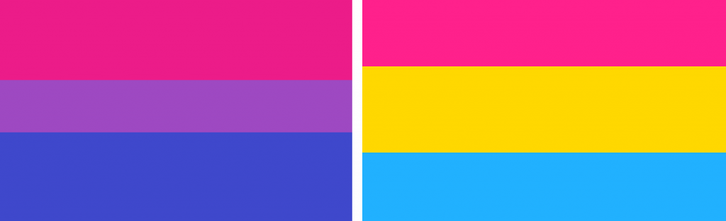 Bisexuality/Pansexuality